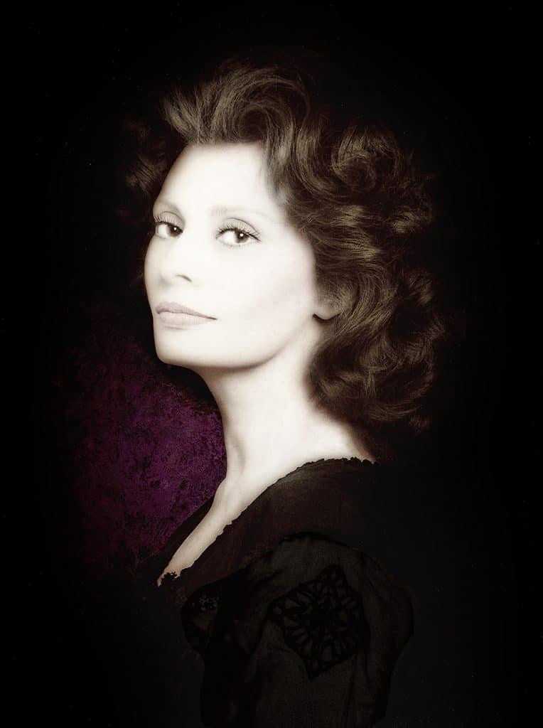 Sofia Loren 1984
